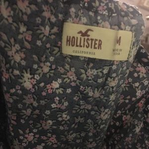 Hollister Floral Shift Dress